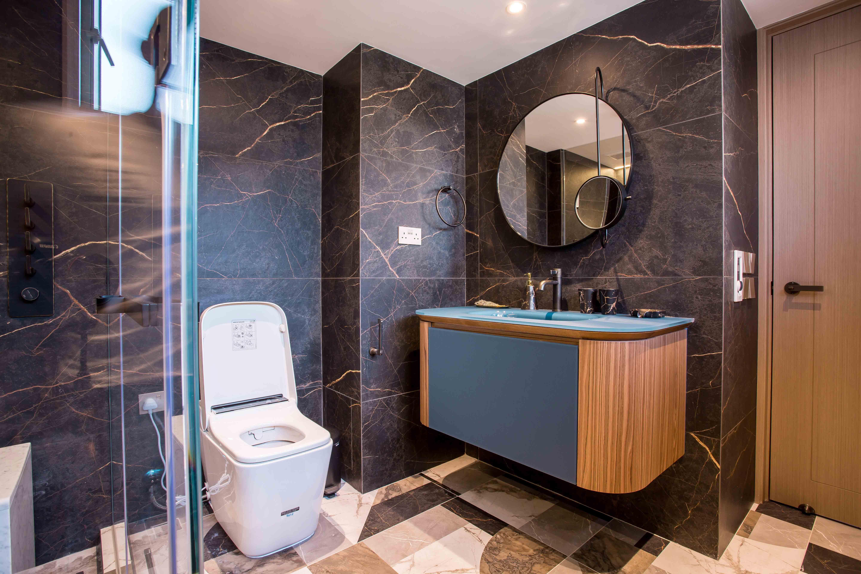 地利根德閣-主人廁