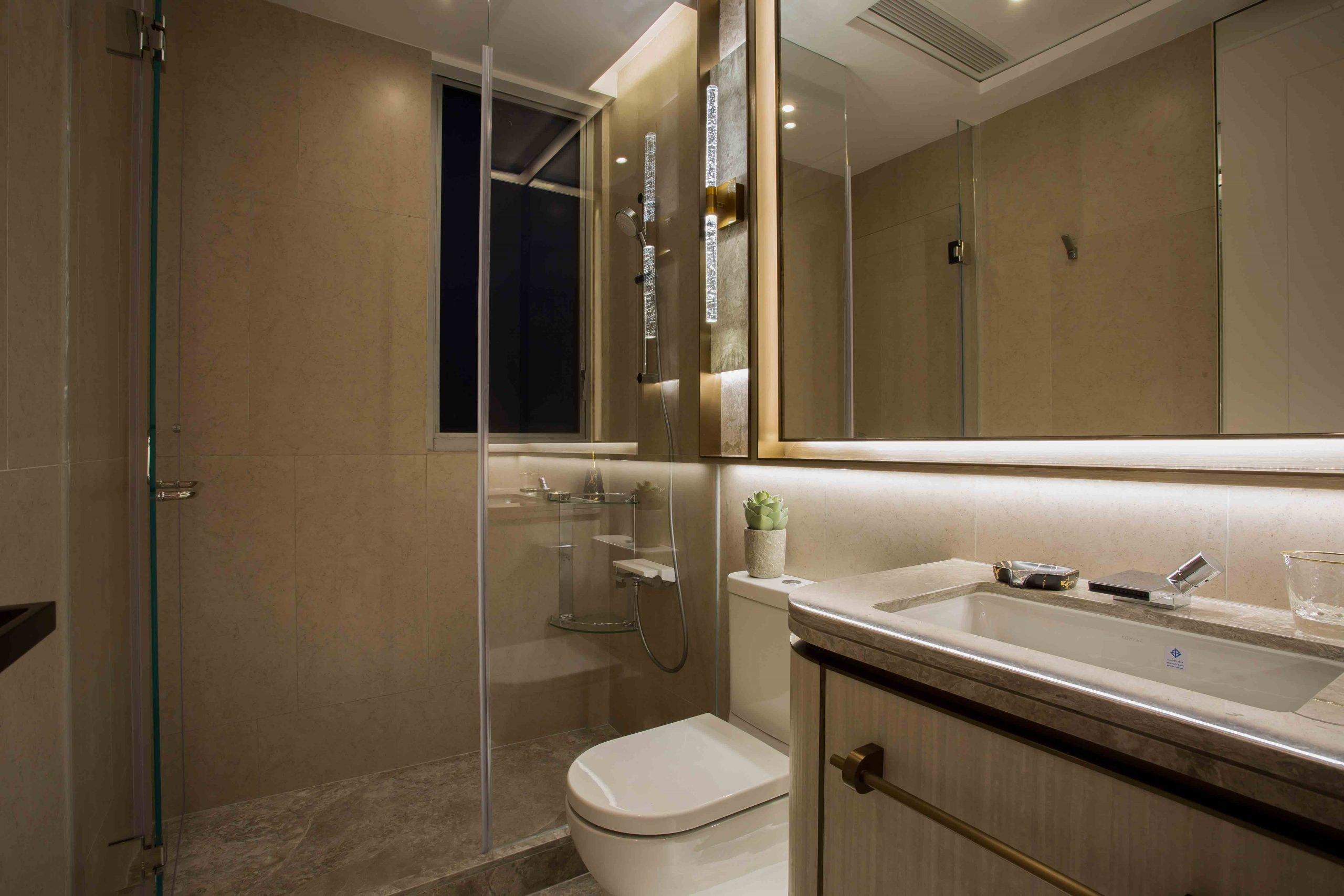 傲瀧-洗手間