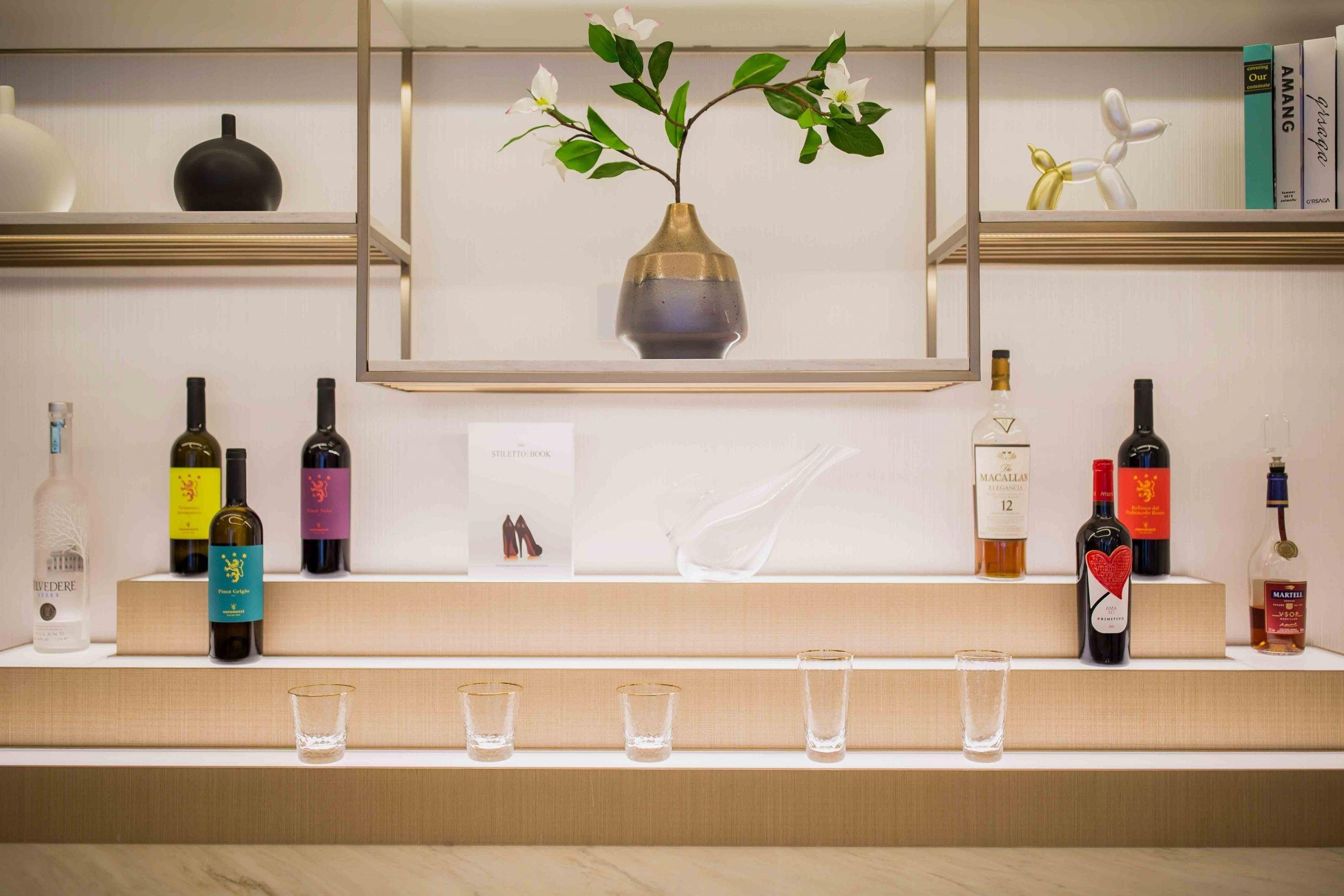傲瀧-Bar枱